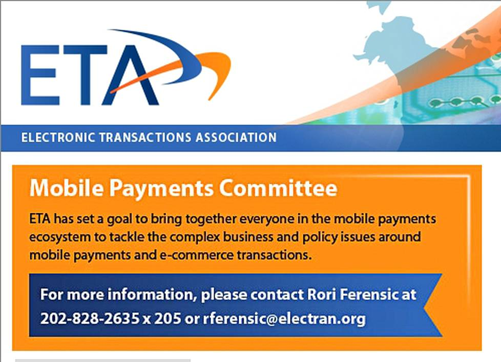 ETA Electronic Transaction Association