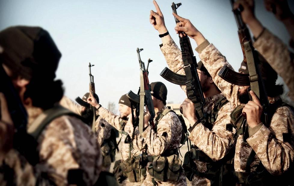 Isis perusti Syyriaan ja Irakiin islamilaisen valtion.