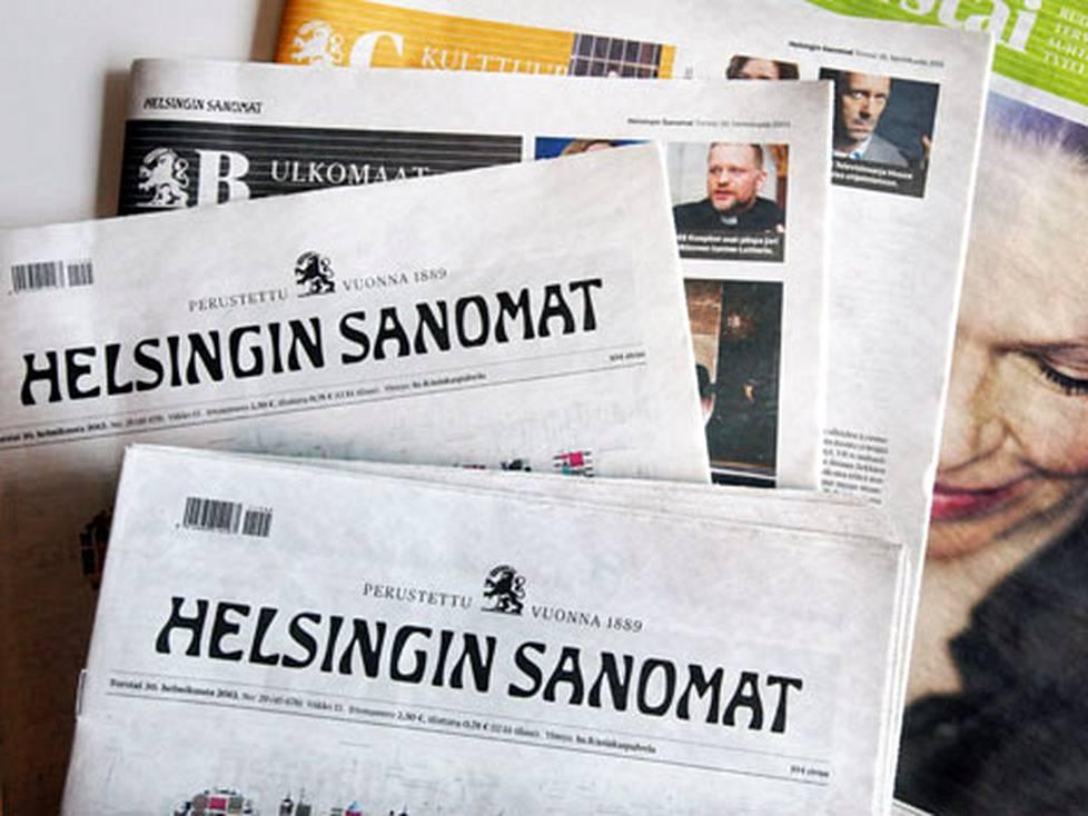 Helsingin Sanomat Mielipidekirjoitukset