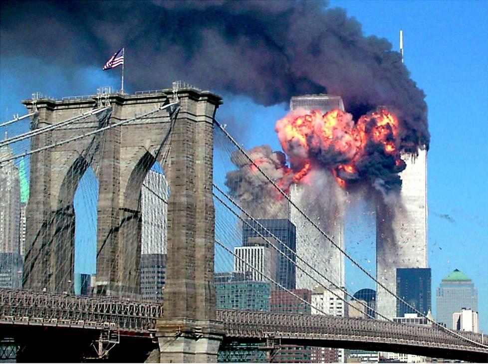 Syyskuun 11. päivän 2001 terroristi-iskut olivat monelle amerikkalaiselle muslimille käännekohta.
