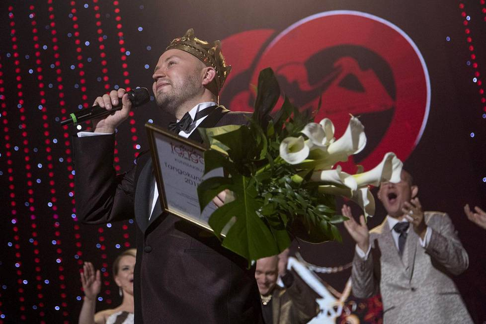Jarno Kokon Rakkaudesta riutunut oli illan upeimpia tulkintoja.