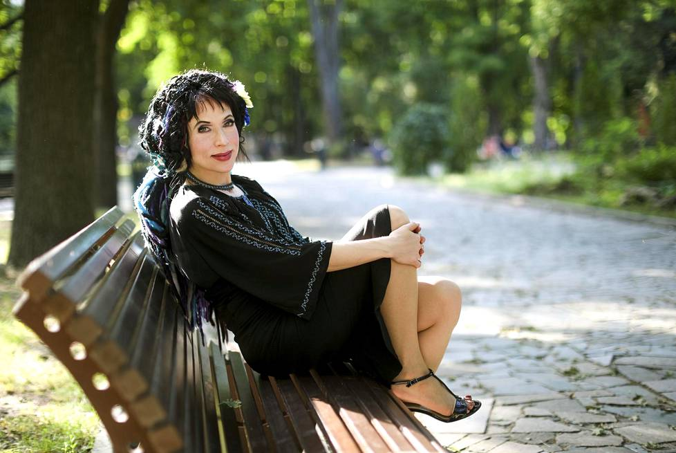 Sofi Oksasen uusi kirja sijoittuu osin Ukrainaan ja Dnipron kaupunkiin.