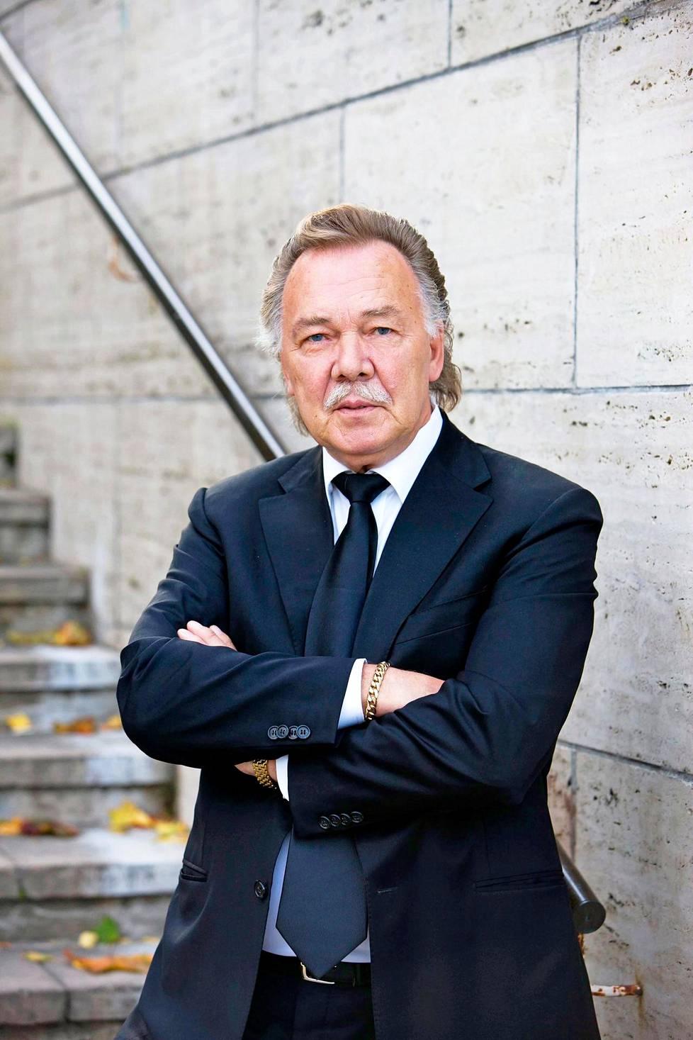 Pekka Valkeejärvi Sairaus
