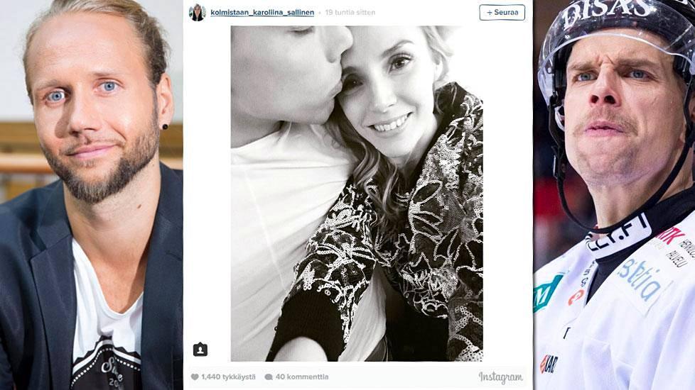 Iholla-tosi-tv-sarjasta tuttu Karoliina kihlautui jääkiekkoilijarakkaansa kanssa – erosi ...