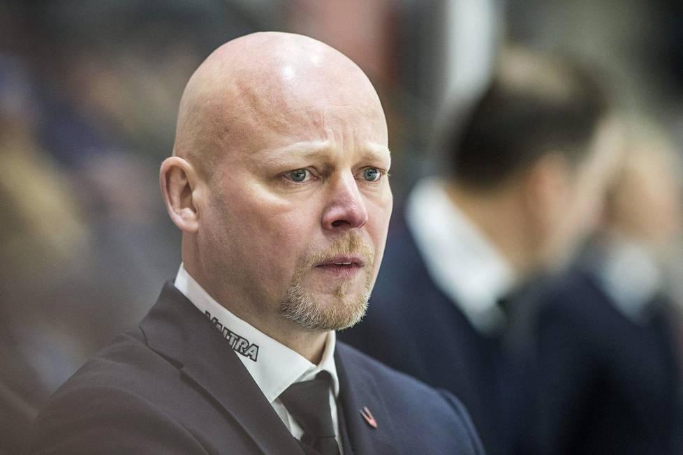 Marko Virtanen sai lähteä 2018.