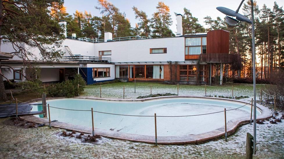 Villa Mairean uima-allas.