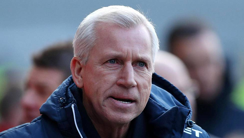 Alan Pardew on West Bromwich Albionin uusi manageri.