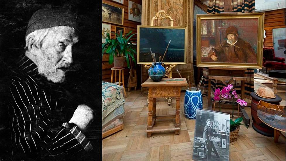 Ilja Repin on nykyisin arvostettu taiteilija niin Venäjällä kuin Suomessakin.