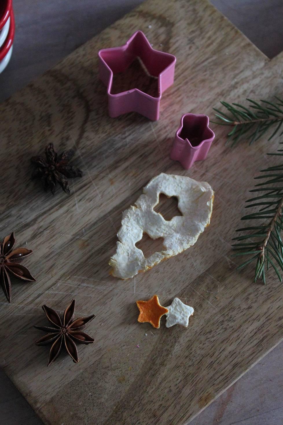 Joulun mausteet ovat nekin kuin koristeita.