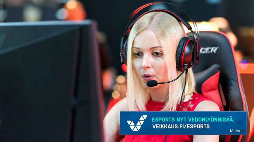 """Chimmtv"" on yksi viidestä IS Streamcornerin striimaajasta GameXpossa."