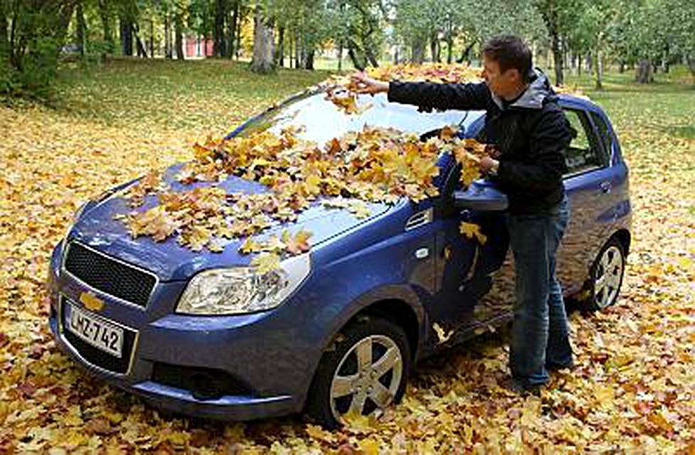 Chevrolet Aveo Ji Keskeneriseksi Autot Ilta Sanomat