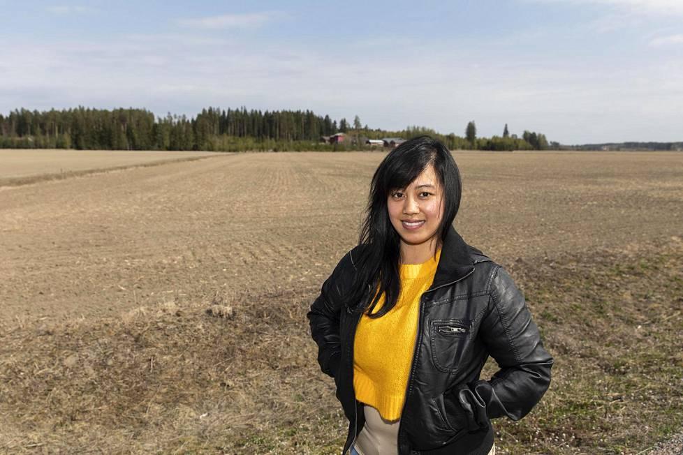 Jemimah Benito vaihtoi työpaikkaa Kotkasta Loimaalle ollakseen lähempänä Tamperetta, jossa hänen kirkkonsa sijaitsee.