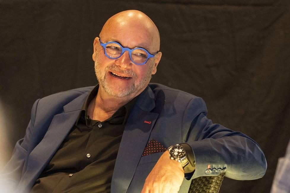 Lasse Norres on tavannut Paul Ankan kaksi kertaa. Lappeenrannan-reissu on edelleen yksi 68-vuotiaan Norreksen uran kohokohtia.
