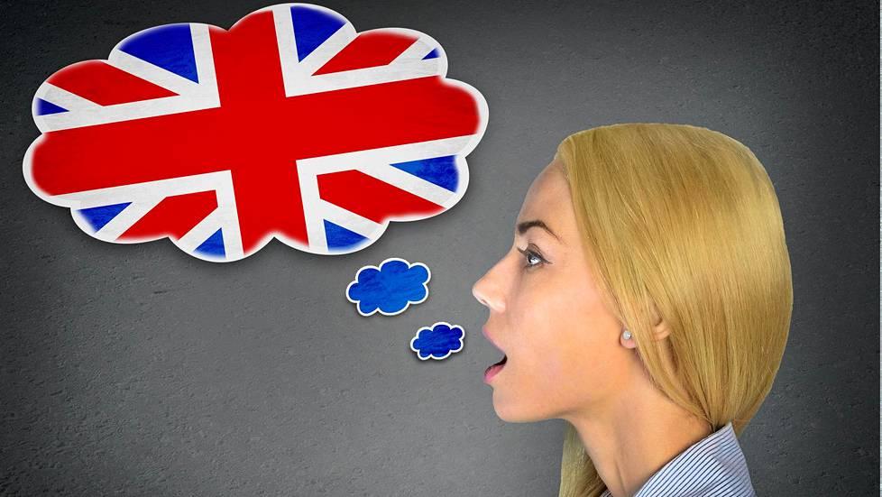 Englannin Sanavarasto Testi