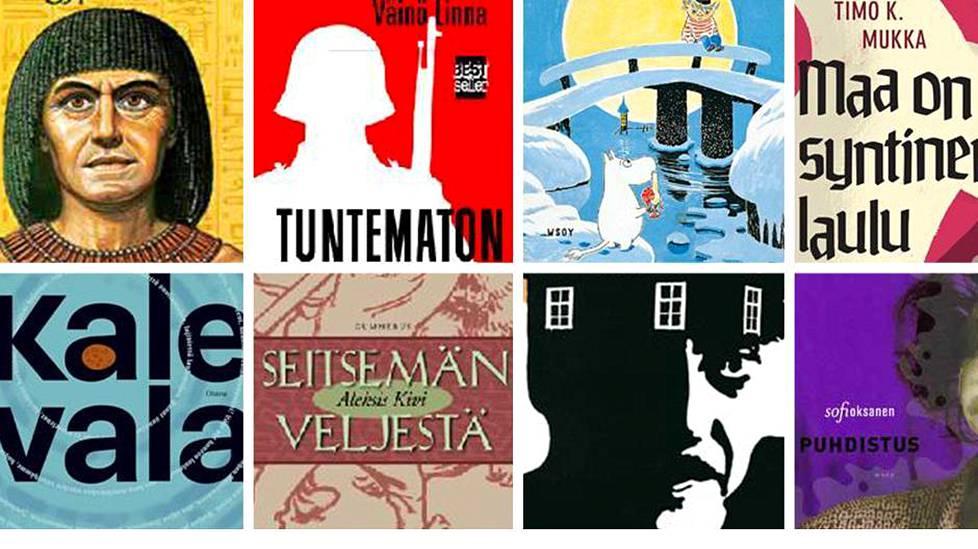 hyviä suomalaisia kirjoja
