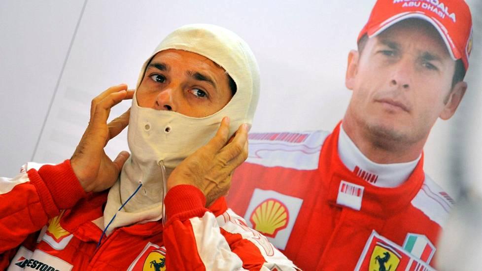 Giancarlo Fisichella vuonna 2009.