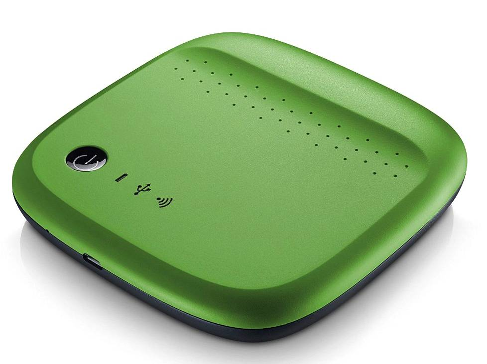 Seagate Mobile Storage -kiintolevy.