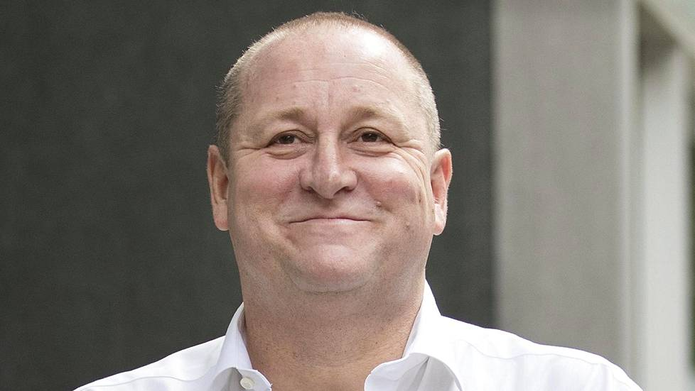 Mike Ashley aikoo myydä Newcastle Unitedin.