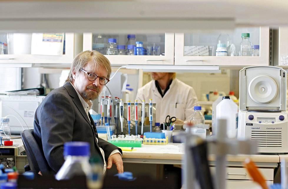 Olli Vapalahden mukaan THL:stä on lähtenyt osaamista, josta olisi hyötyä koronaviruksen torjumisessa.