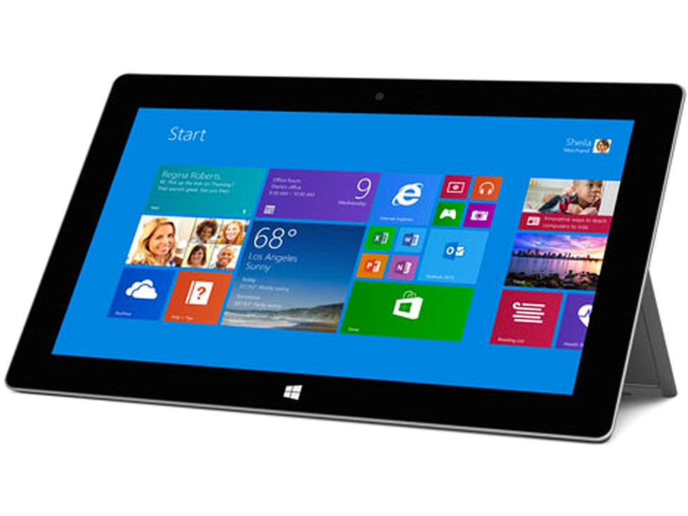 Surface 2.