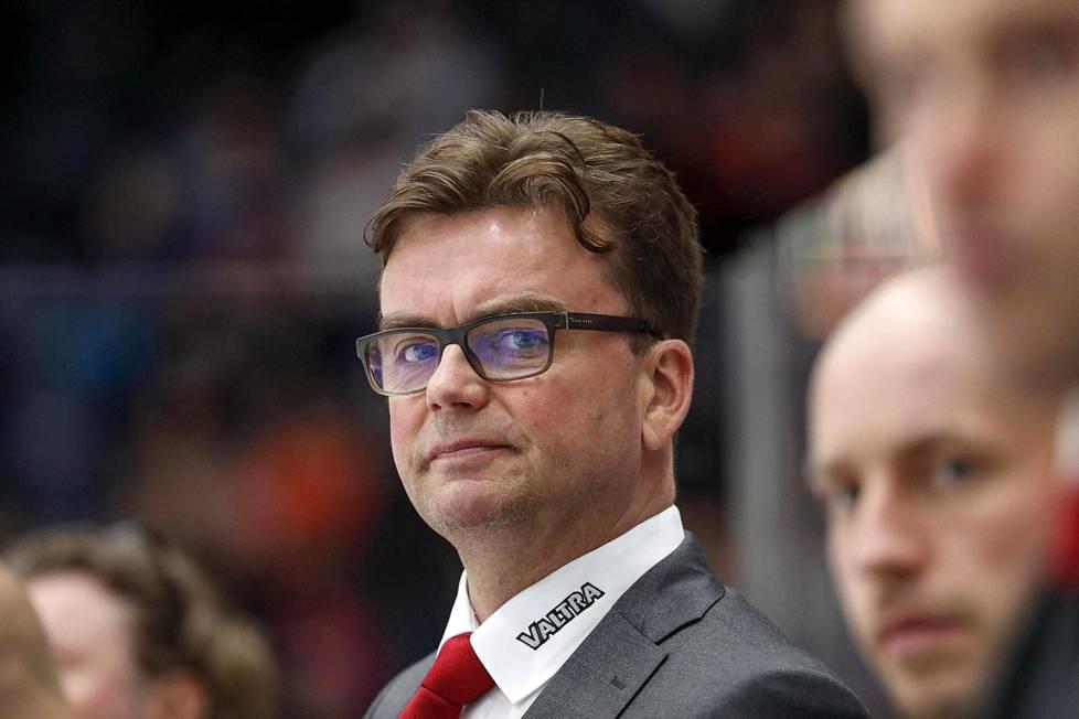 Pekka Tirkkonen sai kutsun 2019.