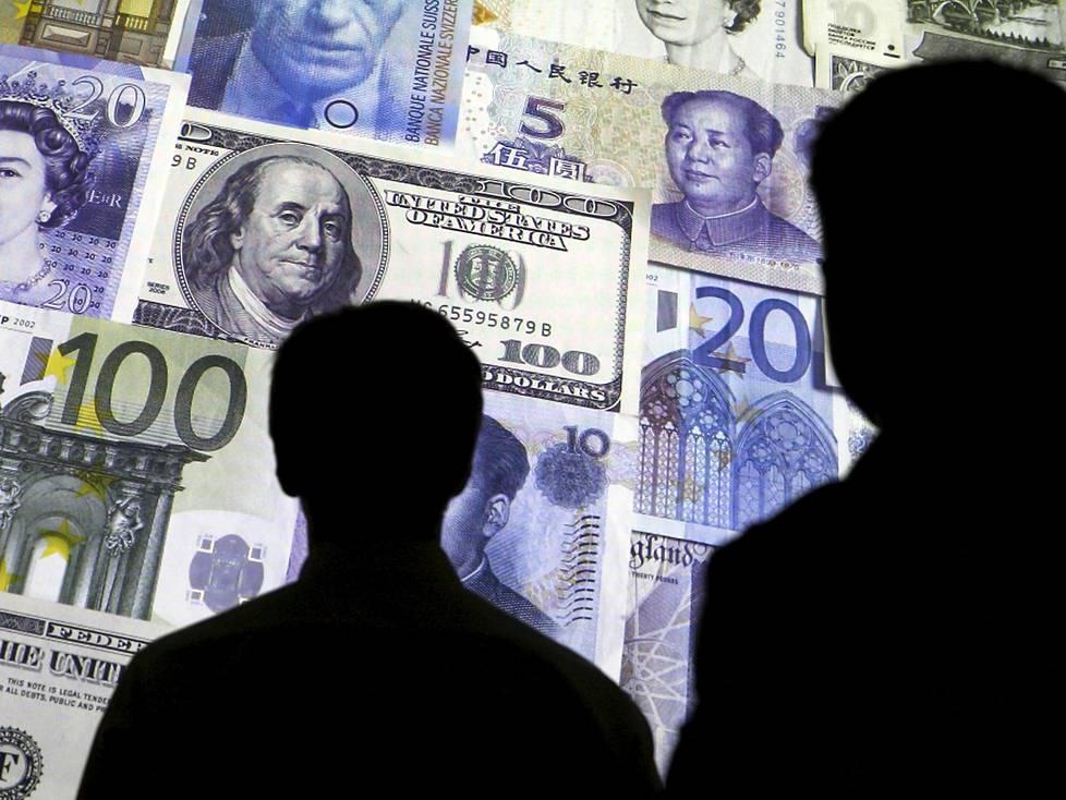 Valuuttakauppaa: Opas Forex