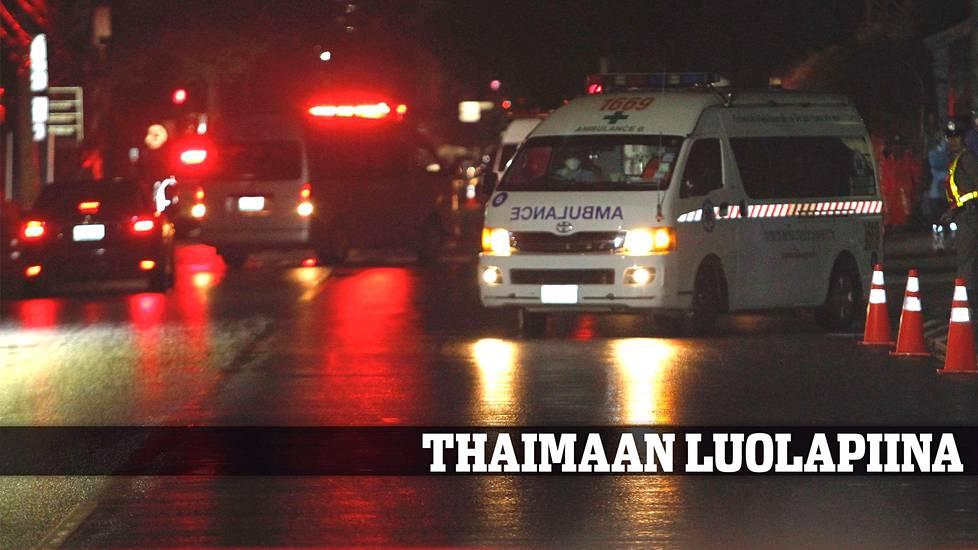 Poikien pelastusoperaatio jatkuu Thaimaassa luolalla 10–20 tunnin kuluttua  - Ulkomaat - Ilta-Sanomat 966a8adba6