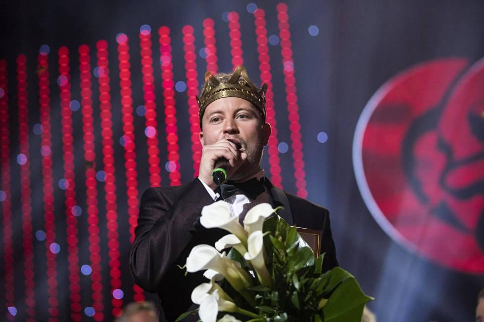 Jännittävä finaali huipentui torstai-iltana Jarno Kokon voittoon. Tangokuningatar valitaan lauantaina.