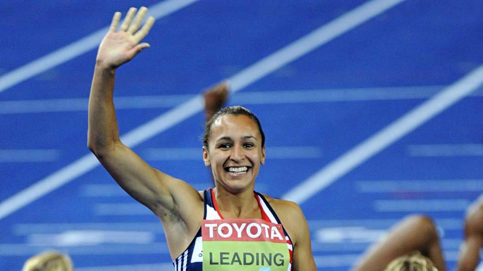 Jessica Ennis-Hill on raskaana.