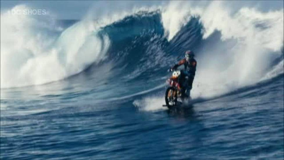Videoartikkeli, Robbie Maddison - Pipe Dream (DC Shoes)