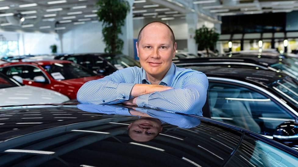"""""""Autoilusta on tullut palvelu, jolloin autoa ei todellakaan tarvitse enää omistaa"""",  sanoo ALD Automotiven operatiivinen johtaja Tommi Tuominiemi."""