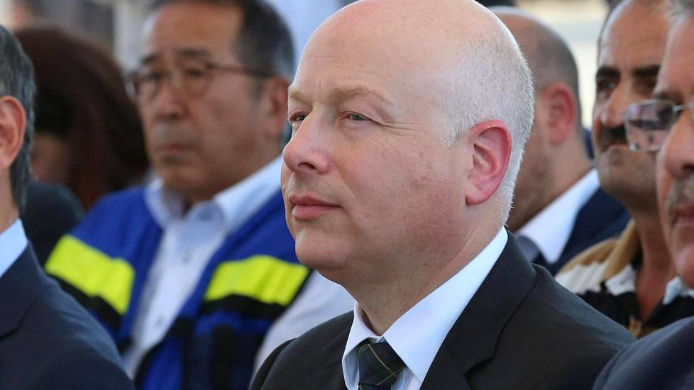 Jason Greenblatt.