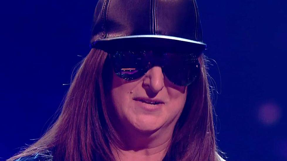 Honey G ITV:n X Factor UK -ohjelmassa.
