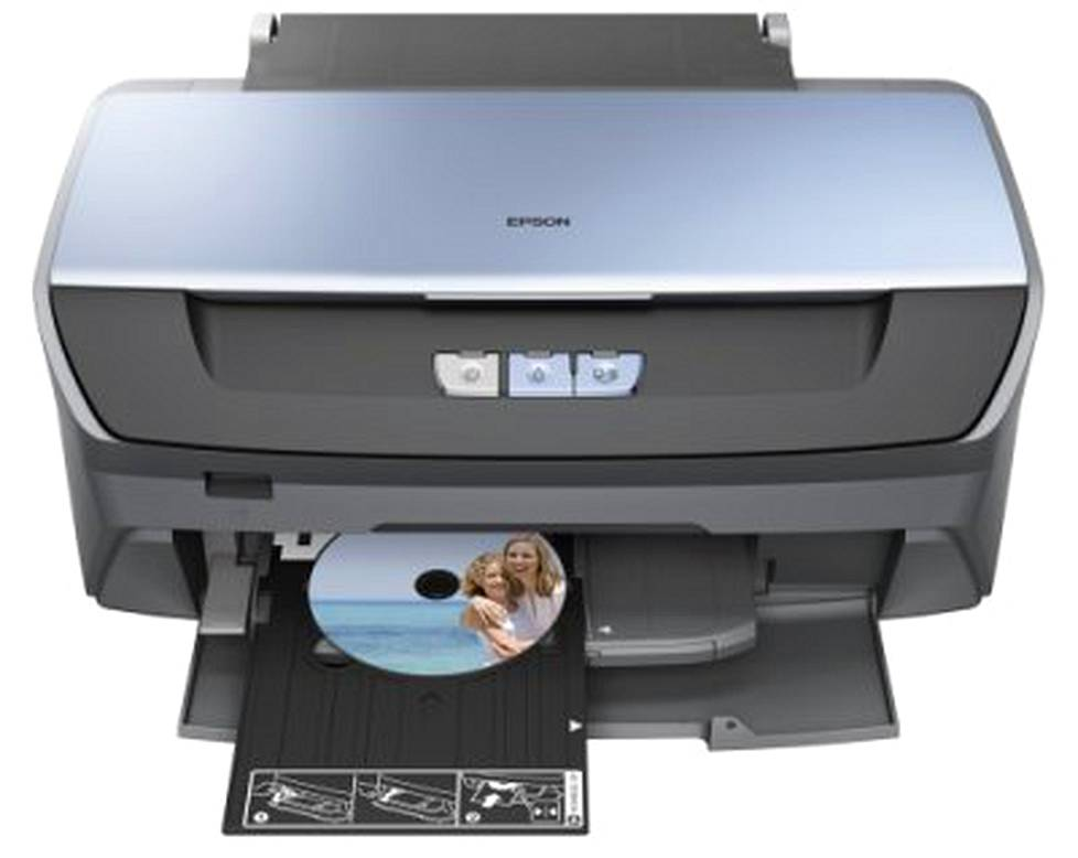 Epson Stylus Photo R265.