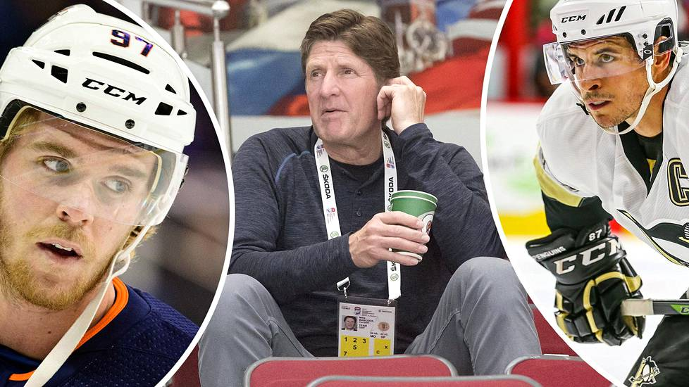 Kumpi on parempi, Connor McDavid vai Sidney Crosby? Mike Babcockilla on suora vastaus.