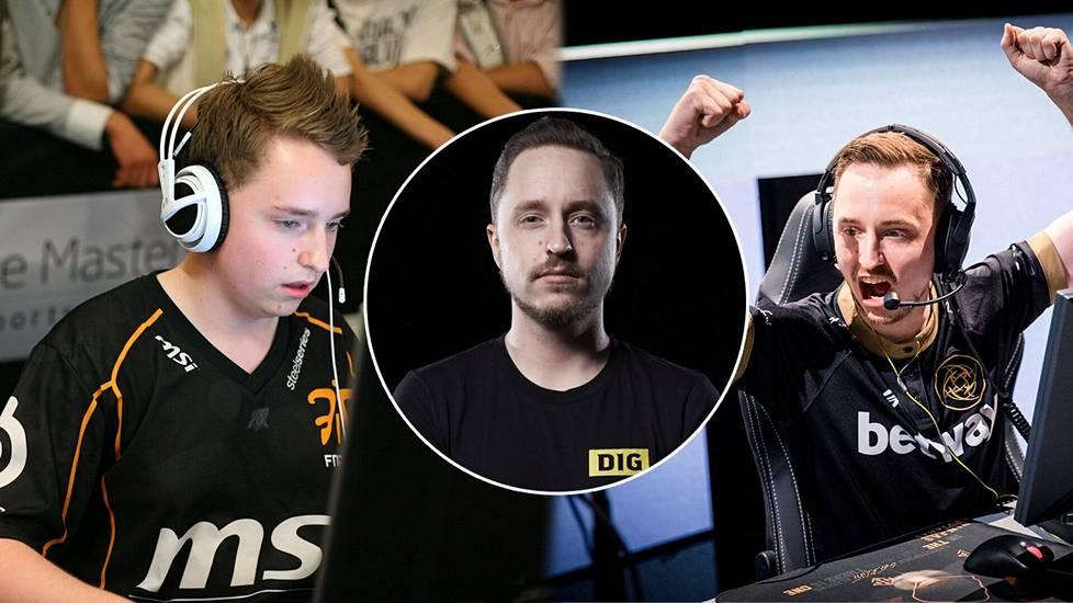 """Ruotsalainen CS-legenda Christopher """"GeT_RiGhT"""" Alesund on yksi historian menestyneimmistä ja tunnetuimmista kilpapelaajista."""