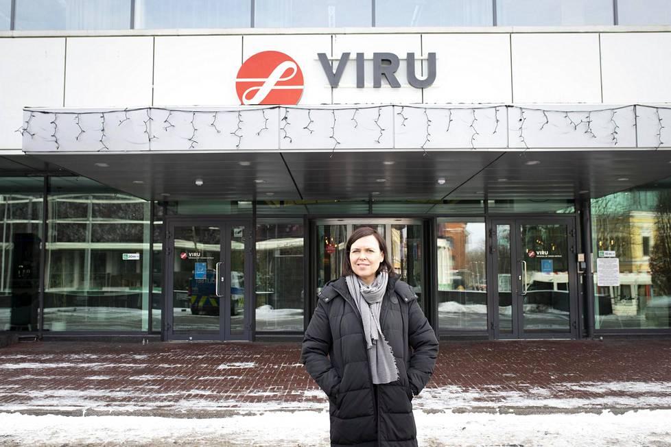Viru-hotellin johtaja Sari Sopasen mukaan haastavinta tilanteessa on epävarmuus. – On ollut tärkeää sopeutua niihin asioihin, joihin ei voi vaikuttaa.