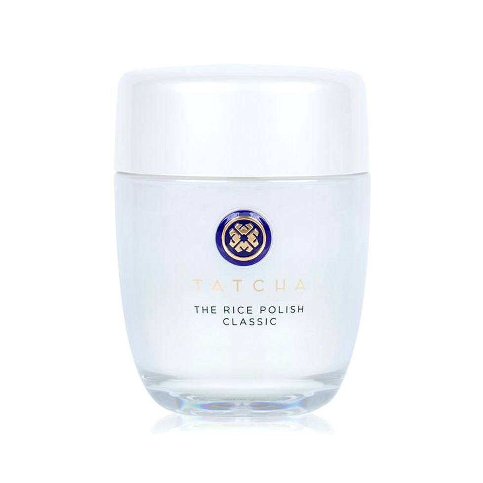 Tatcha The Rice Polish: Classic Foaming Enzyme Powder, noin 56 €, mm. Sephora.
