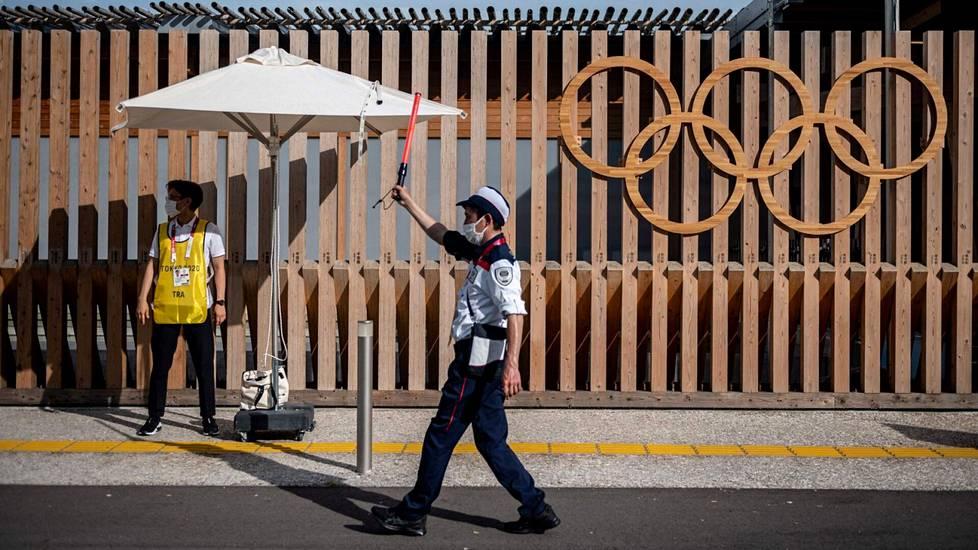 Tokion olympialaiset alkavat 23. heinäkuuta ja ne urheillaan ilman yleisöä.