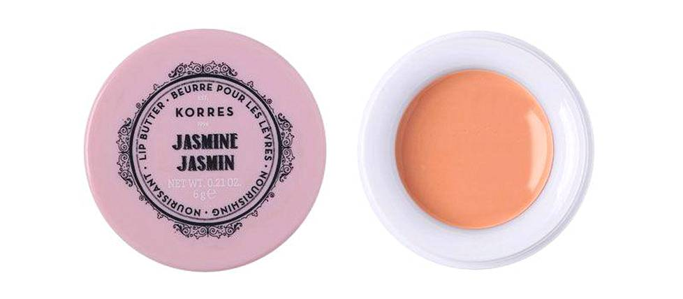 Korres Lip Butter, 10,20 €.