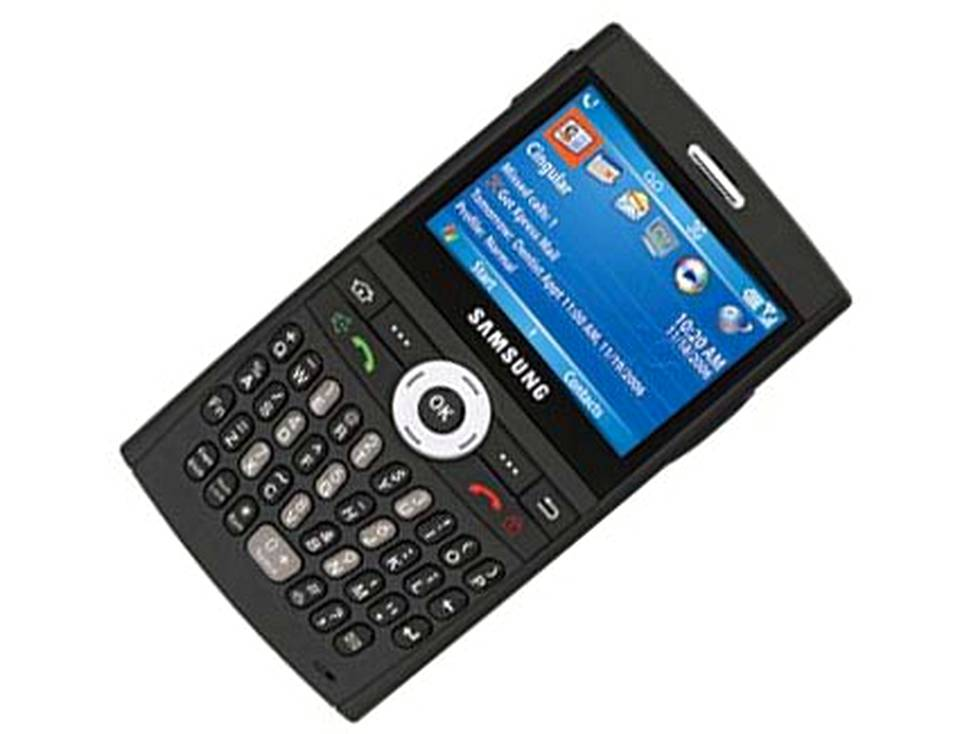 Samsung Ultra Messaging i600