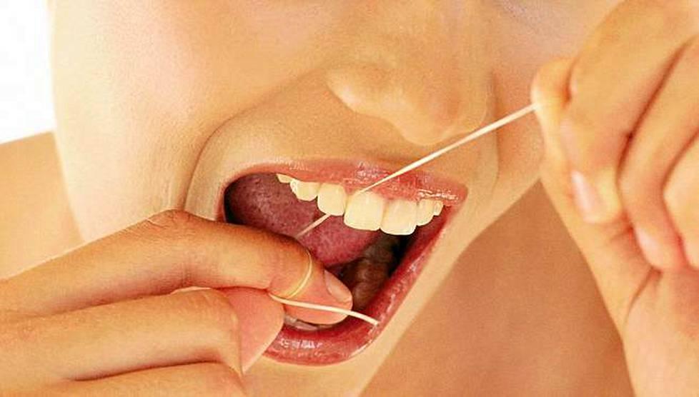 Dating joku teko hampaat