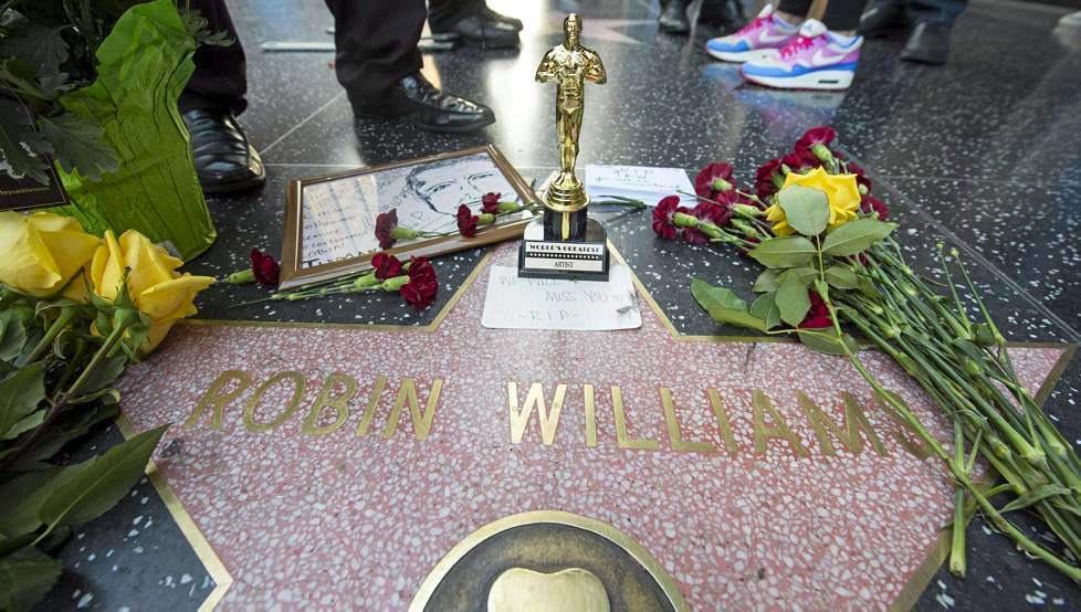 Videoartikkeli, Robin Williams on poissa.