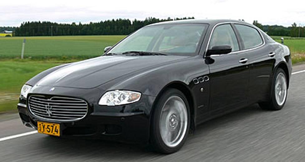 Maserati suku puoli videoitailoa suku puolen videoita