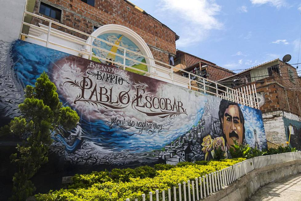 Escobaria ei ole unohdettu Kolumbiassa.