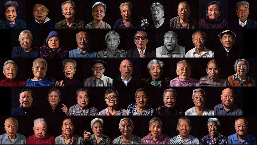 He selvisivät Nanjingin verilöylystä.