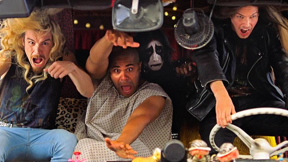 Maailman tähti hip hop seksi videot