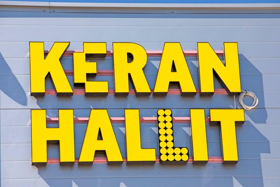Keran Halleilta löytyy kaupunkikeidas.