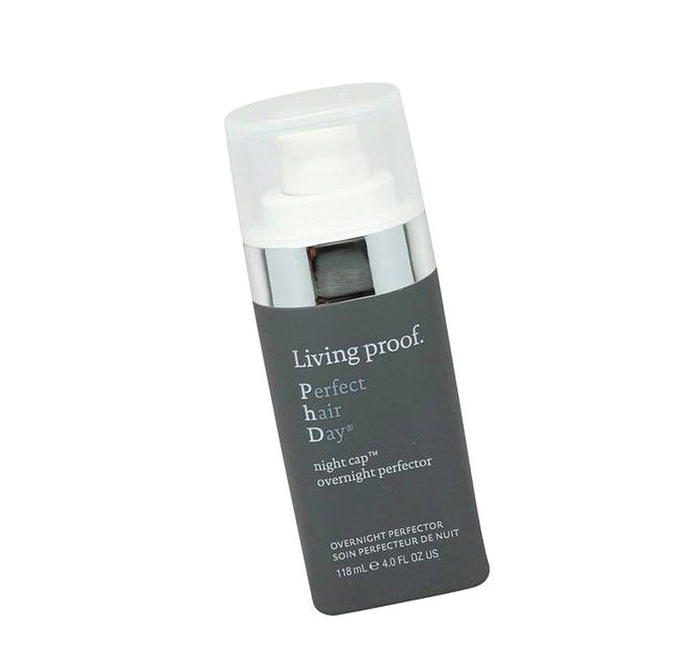 Living Proofin Night Cap Overnight Perfector -hoitovoide, 27 € / 118 ml.