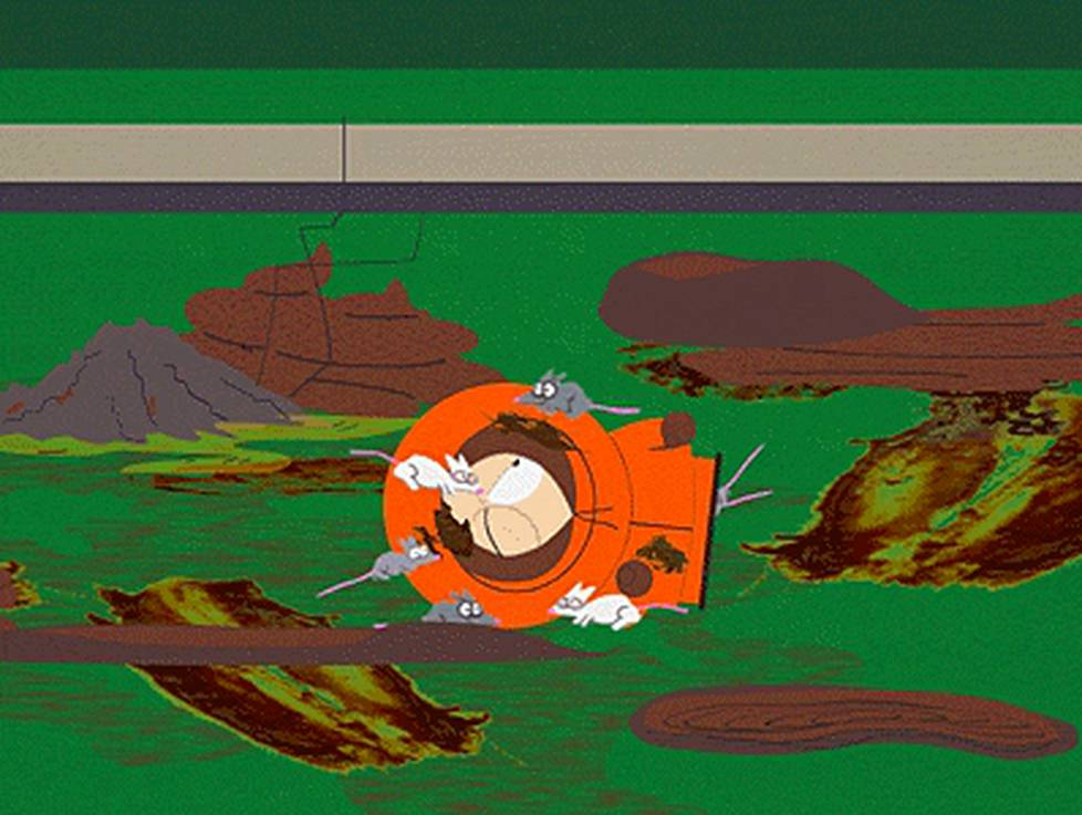 """Oh my god! They killed The South Park App!"""